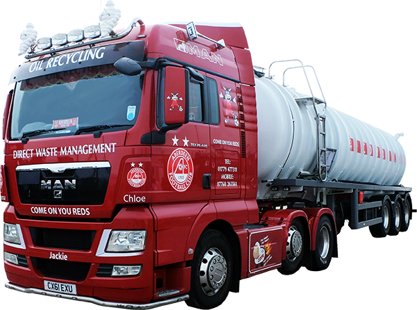 Direct Waste Management Limited Peterhead Aberdeen Aberdeenshire North East Scotland Waste Management Vacuum Tanker